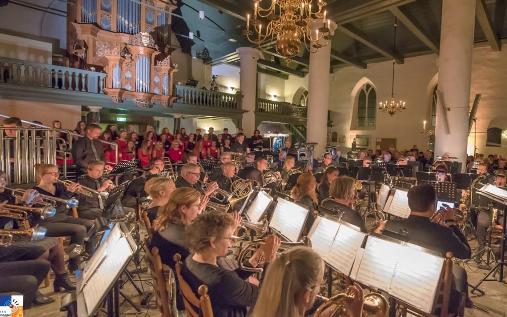 Meppeler Kerstconcert 2019 (foto RTV Meppel)
